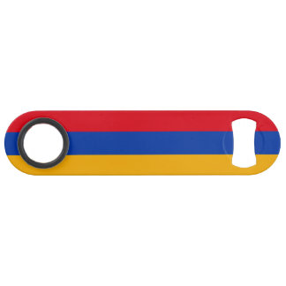 Armenia Flag Speed Bottle Opener