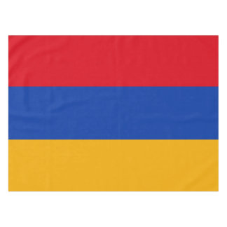 Armenia Flag Tablecloth