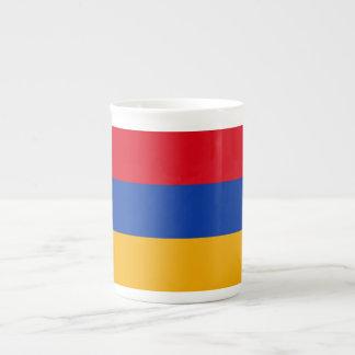 Armenia Flag Tea Cup
