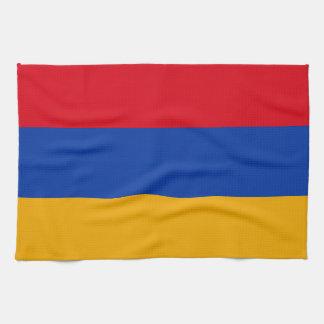 Armenia Flag Towel