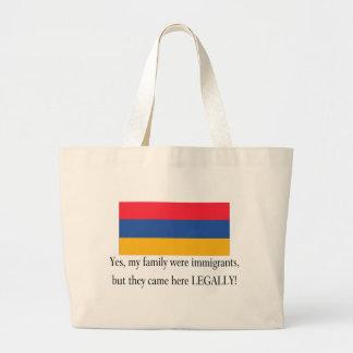 Armenia Jumbo Tote Bag