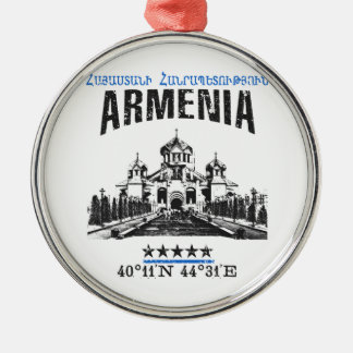 Armenia Metal Ornament