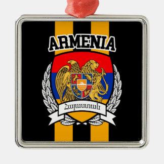 Armenia Metal Ornament