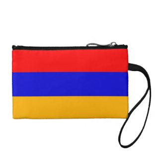Armenia National Flag Coin Purse