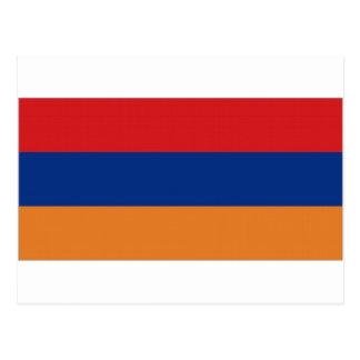 Armenia National Flag Postcard
