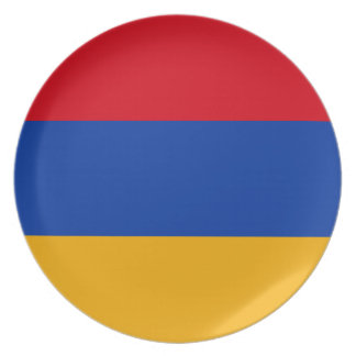 Armenia Party Plate