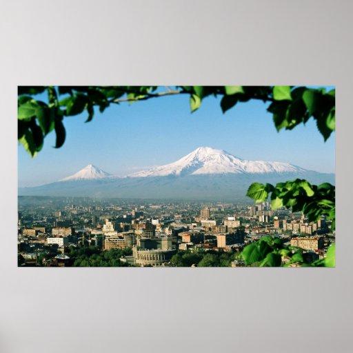 Armenia Print