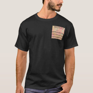 Armenian Alphabet Shirt
