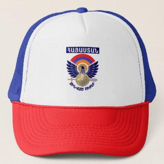 Armenian Armed Forces Logo Trucker Hat