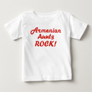 Armenian Aunts Rock Baby T-Shirt