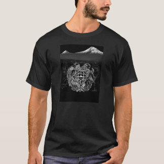 Armenian Coat of Arms Ararat T-Shirt
