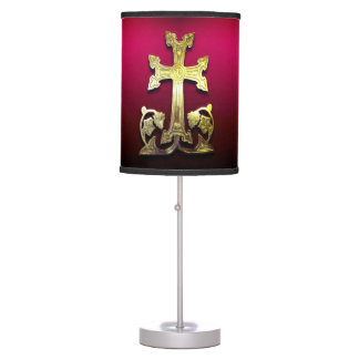 Armenian Cross Table lamp