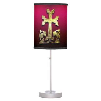 Armenian Cross Table lamp