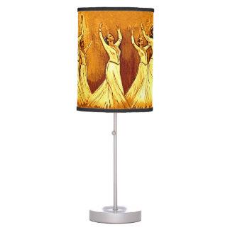 Armenian Dancers Table Lamp