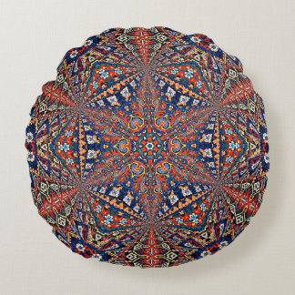 "Armenian Design Brushed Polyester 16"" Pillow"
