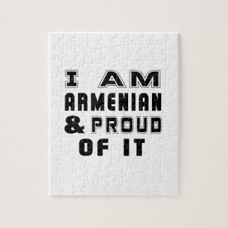 ARMENIAN DESIGNS JIGSAW PUZZLE