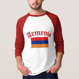 Armenian Flag 2 T-Shirt