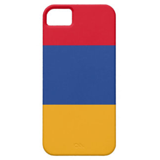 Armenian flag case for the iPhone 5