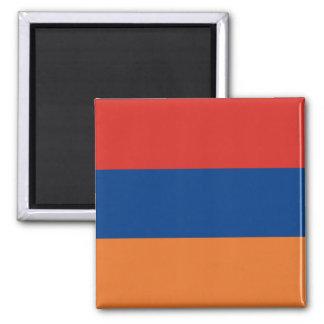 Armenian Flag Magnet