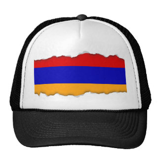 Armenian Flag Trucker Hat