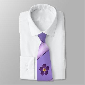 Armenian Forget me not flower tie 1