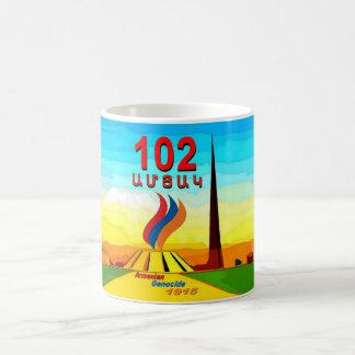 Armenian Genocide 102nd memorial Mug