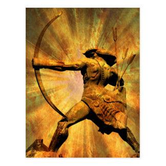 Armenian Hero Postcard