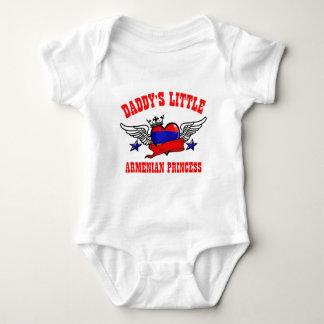 Armenian Princess Baby Bodysuit
