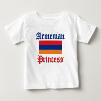 Armenian Princess Baby T-Shirt