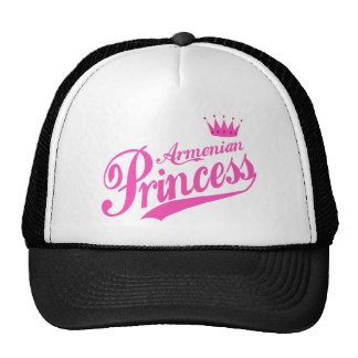 Armenian Princess Trucker Hat