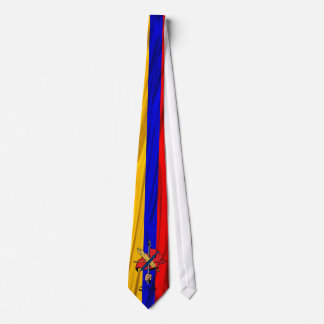 Armenian Revolutionary Federation Flag Tie