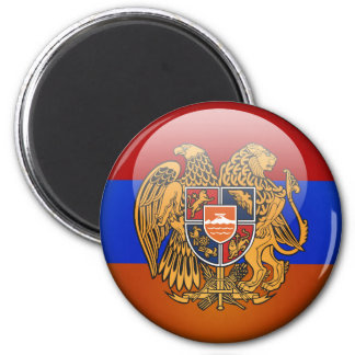 "Armenian ""sign"" magnet"
