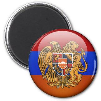 "Armenian ""sign"" magnet"