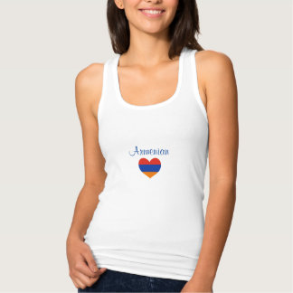 Armenian Tank Top | Slim Fit Armenian Princess