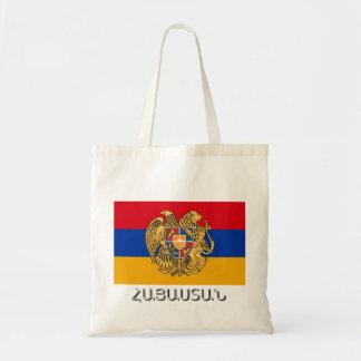 Armenian Tote Bag