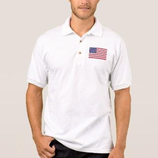 Armerica World Flag Polo Shirt