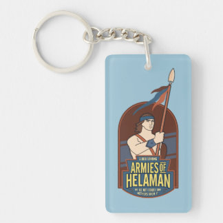 Armies of Helaman. CUSTOM keychain