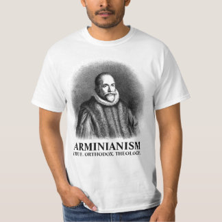 ARMINIANISM, TRUE. ORTHODOX. THEOLOGY. T-Shirt