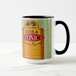 Armitage' Miska Tonic - Lovecraftian Remedy Mug