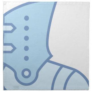 Armor Boot Napkin