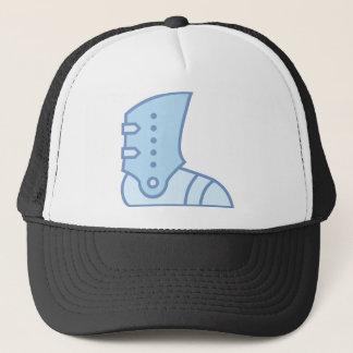 Armor Boot Trucker Hat