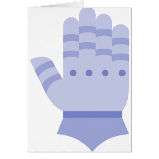 Armor Glove Card