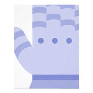 Armor Glove Letterhead