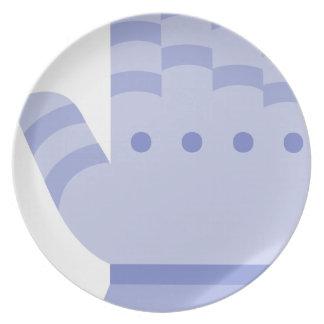 Armor Glove Plate