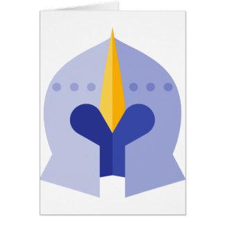 Armor Helmet Card
