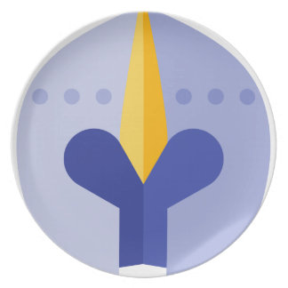 Armor Helmet Plate