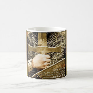 Armor Of God Warrior Mug