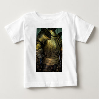 Armor of Medieval Knight Baby T-Shirt