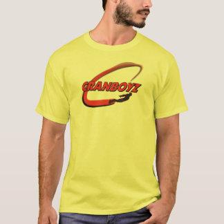Armor Wars Design 1 Reverse T-Shirt