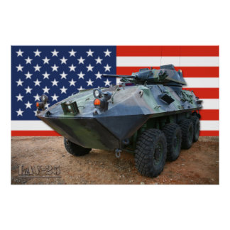 Armored Carrier Poster